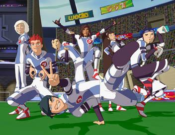 New animation world galactik football images - Saison 4 galactik football ...