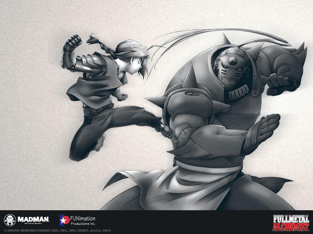 Fullmetal Alchemist: Elric Alphonse - Images Gallery
