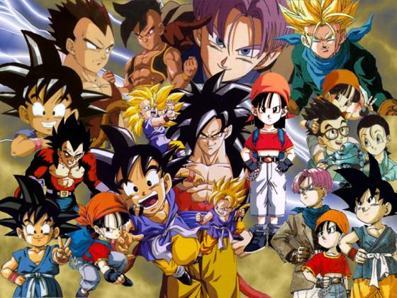 dragon ball er. Dragon Ball Gt Images and