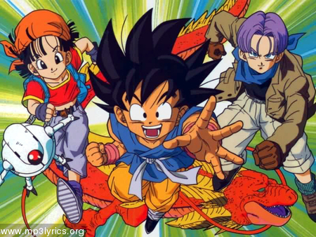 dragon ball z gt