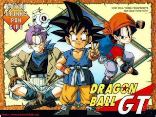 Dragon Ball Gt Plot Summary | RM.