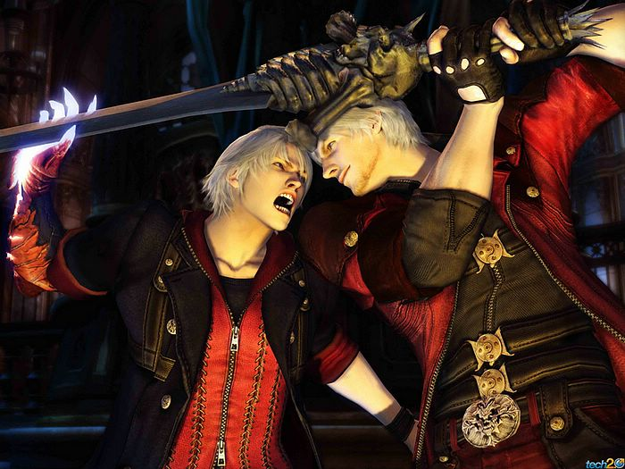 wallpapers devil may cry. Devil May Cry Images And
