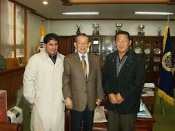 Presidente da Kukkiwon