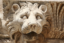 Lion Head - Baalbek