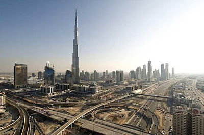 World Records 2009,Burj Dubai World Tallest Building 2010,World Record 2010