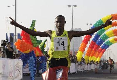 Geoffrey Mutai RAK Half Marathon, Geoffrey Mutai picture, Geoffrey Mutai photo, Geoffrey Mutai video, Geoffrey Mutai images, men Ras Al Khaimah Half Marathon, Ras Al Khaimah Half Marathon world record 2010, RAK Half Marathon record