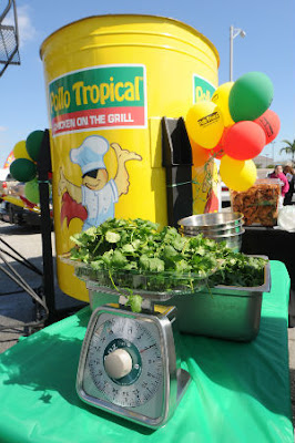 Pollo Tropical picture, Pollo Tropical photo, Pollo Tropical images, Largest salsa picture, Largest salsa images, Largest salsa photo, Largest salsa video