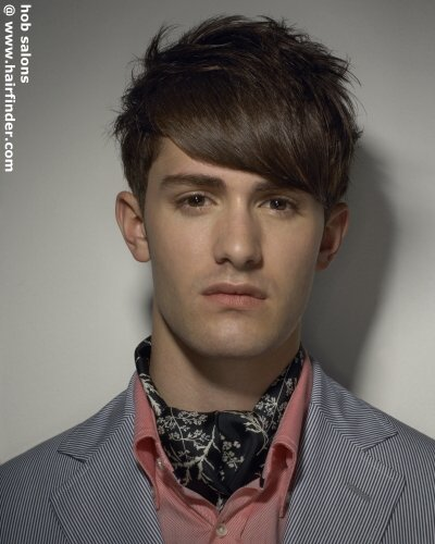 short mens hairstyle. Latest Men#39;s Hairstyles 2010
