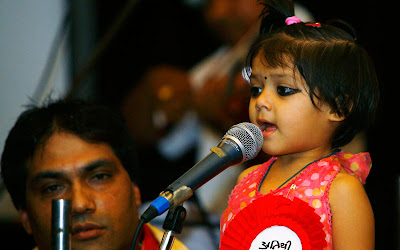 world's youngest singer 2010 photo, Nepalese girl Atithi K.C picture, Atithi recently live performance video, Atithi singing three songs album, three year old girl Kathmandu