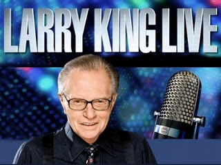 Larry King Live show, Larry King Live picture, Larry King Live show video, World Longest Running TV Show, non stop TV Viewing World Record, World Longest Running TV Show 2011