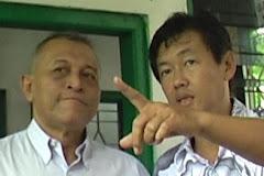 Pejuang lingkungan dan Bp Adi Sasono (Ketua Dekopin)