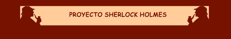 Proyecto Sherlock Holmes. Ebook gratis