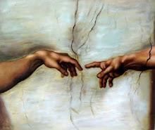 Detalle de la cercania de ambas manos
