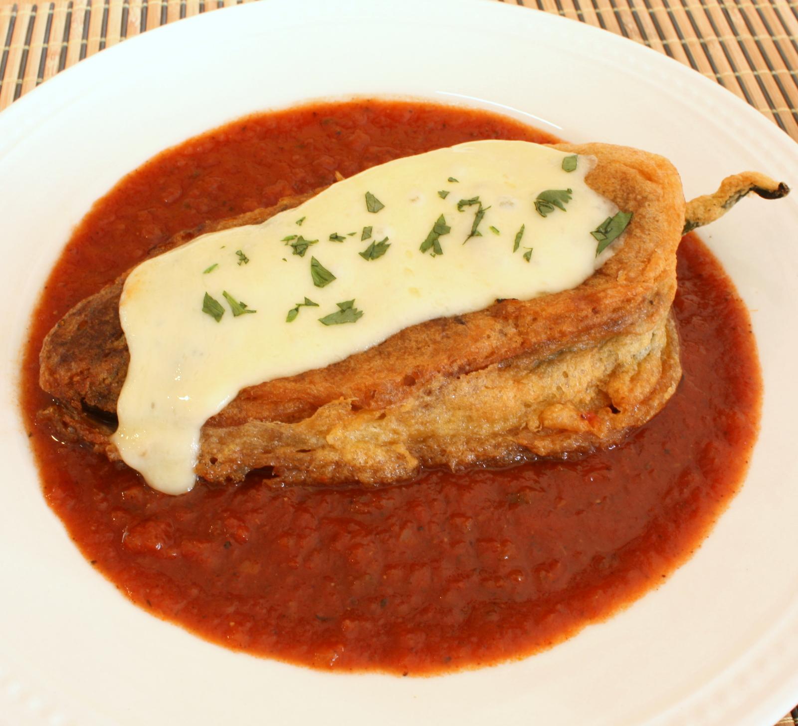 Frontera Grill Chiles Rellenos ~ Classic Pork Picadillo Chiles in ...