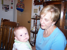 Aunt Gloria with Kayden