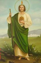 San Judas Tadeo Es Mi Abogado Cualquier Inconformidad o Queja Dirigirse Con El, Por Favor, Gracias!