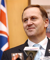 John Key, leader of what?
