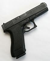 police glock pistol