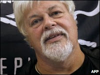 Paul Watson...no relation to Jessica