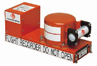 Your standard everyday run-of-the-mill common-or-garden flight recorder