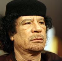 Mohammar Qaddafi