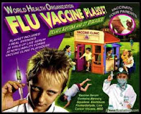 And now let's all play the fun family game: Death By Vaccine!