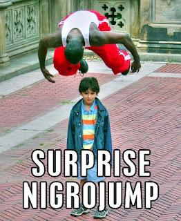 Surpise Nigrojump