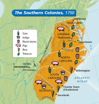 differences in northern and southern colonies Loyalists in the southern colonies at the end of the revolutionary war  civil  war in england had driven thousands of puritans to the northern colony.