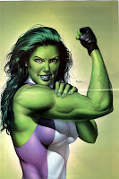 Mujeres en Marvel,Women Of Marvel Poster Book 0003