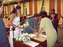 Alvaro and Janet wedding