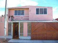 My new home in Calama! Pretty in Pink..
