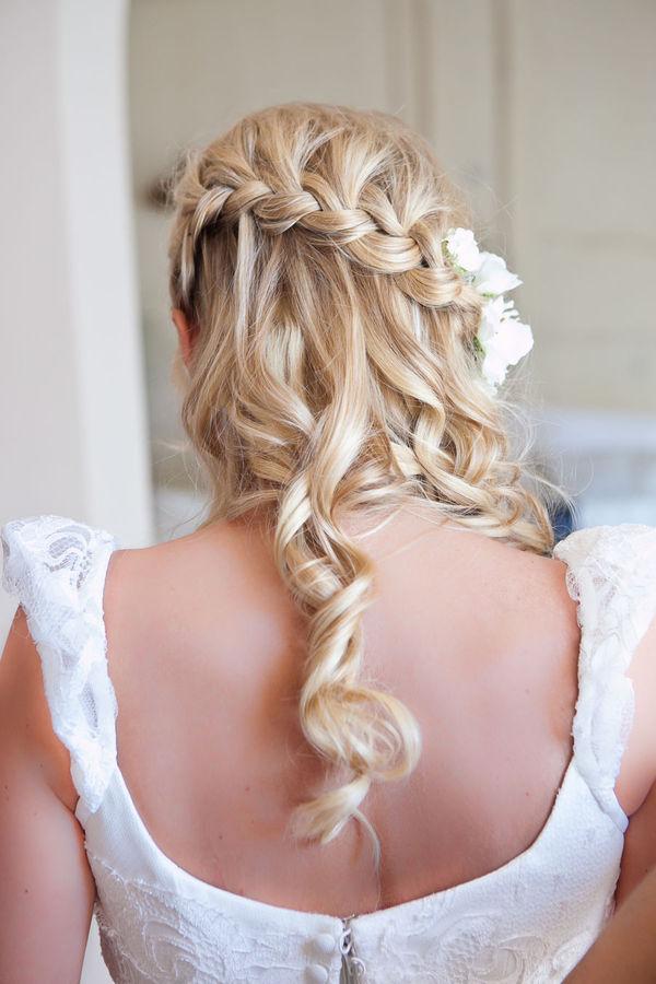 A Spoonful Of Sugar Whimsical Wedding Hair