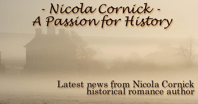 Nicola Cornick - A Passion for History