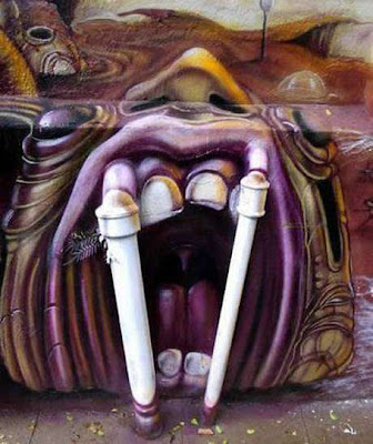 Extreme Graffiti Brazilian Art