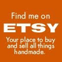 My Etsy Shop!