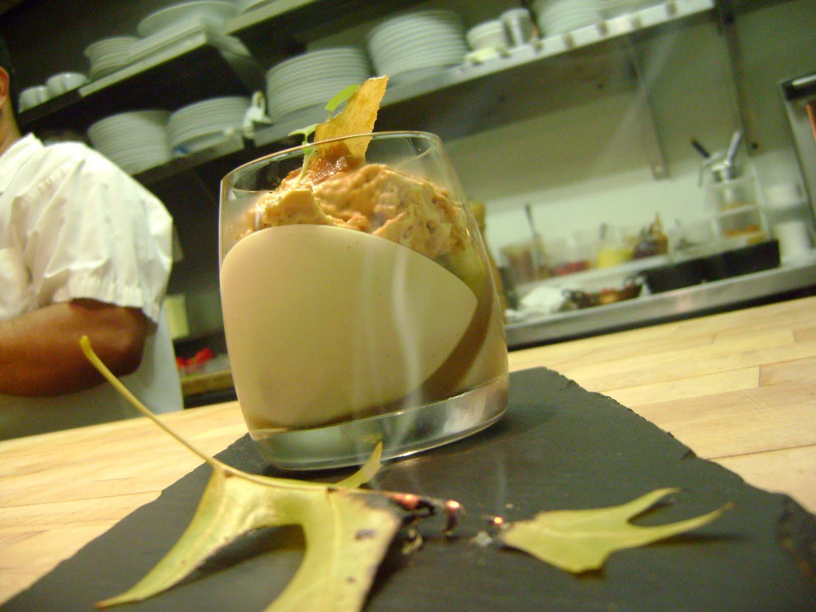 Brown Butter Panna Cotta, Apple Cider Gelee, Maple Custard, Olive Oil ...