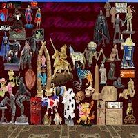 Elinar's Statue Shop