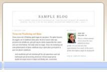 Blogger Trick: How to select and use the Blogger Templates