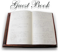 Blogger Trick: How to Create Guest Book