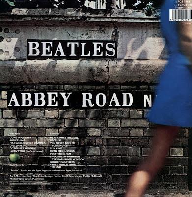 abbey road album cover wallpaper. or parodied album cover.