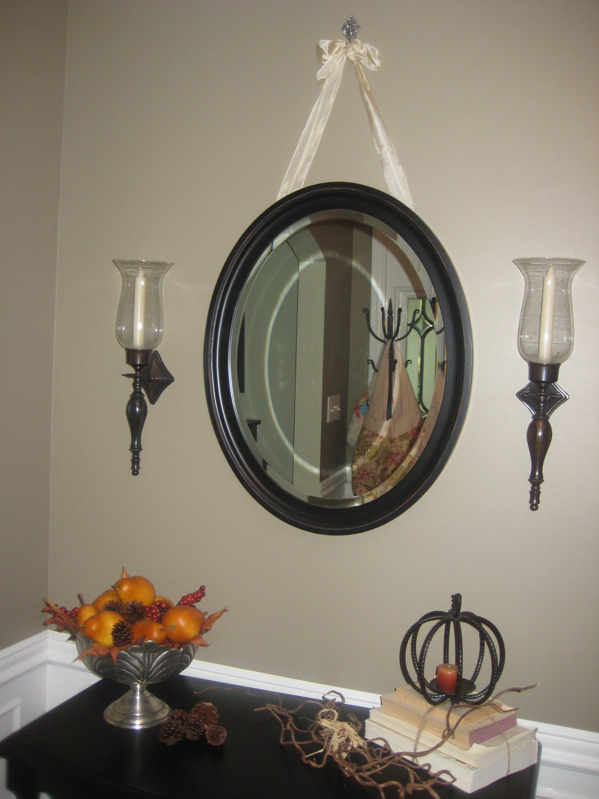 Painting Distressed Mirror Frame Ideas