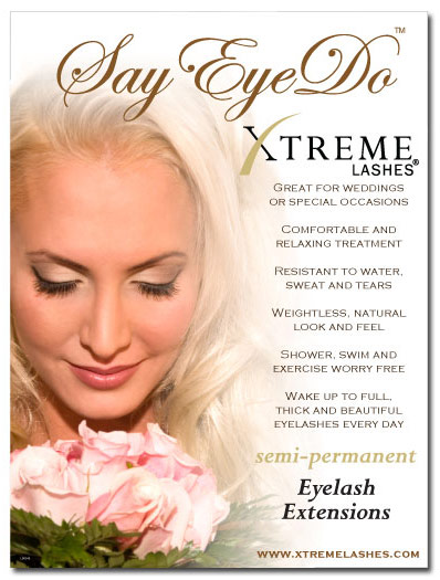 Dao Van 5 Ways Eyelash Extensions Ease Wedding Stress For