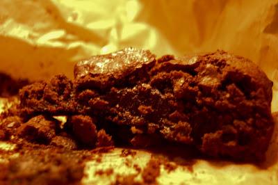 Bardzo czekoladowo. Brownies