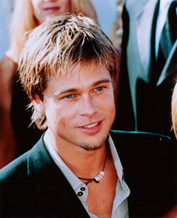 brad pitt profile. Beatiful Brad Pitt ~ Just 4