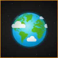 Varios fla Cartoon+globe