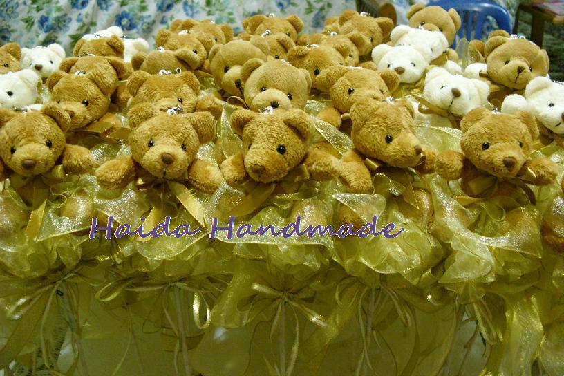 the fruitcake romano and bunga telur