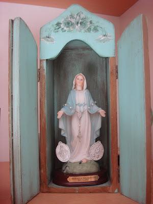 oratório- maria passa na frente
