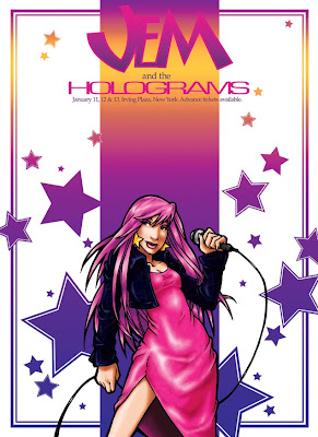 Jem and the Holograms iPhone Wallpapers