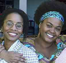 Anika Noni Rose as Mma Makutsi & Jill Scott as Precious Ramotswe
