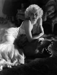 Jean Harlow - photo George Hurrell (1934)